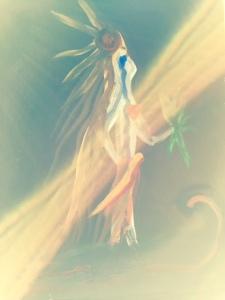 Rama in light